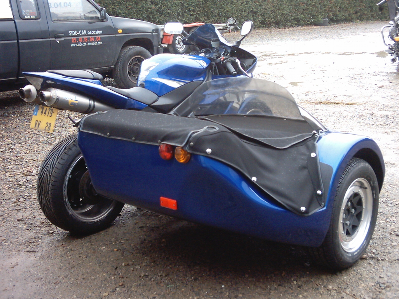 sidecar occasion - 1000 R1 NEPTUNE 7