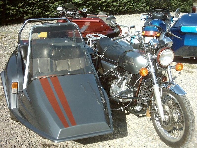 sidecar occasion - 1000gold condor1