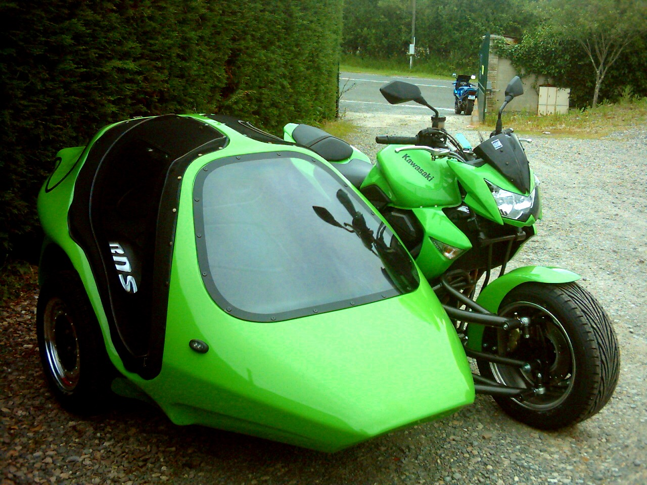 sidecar occasion - Z 1000 Cocoon 6